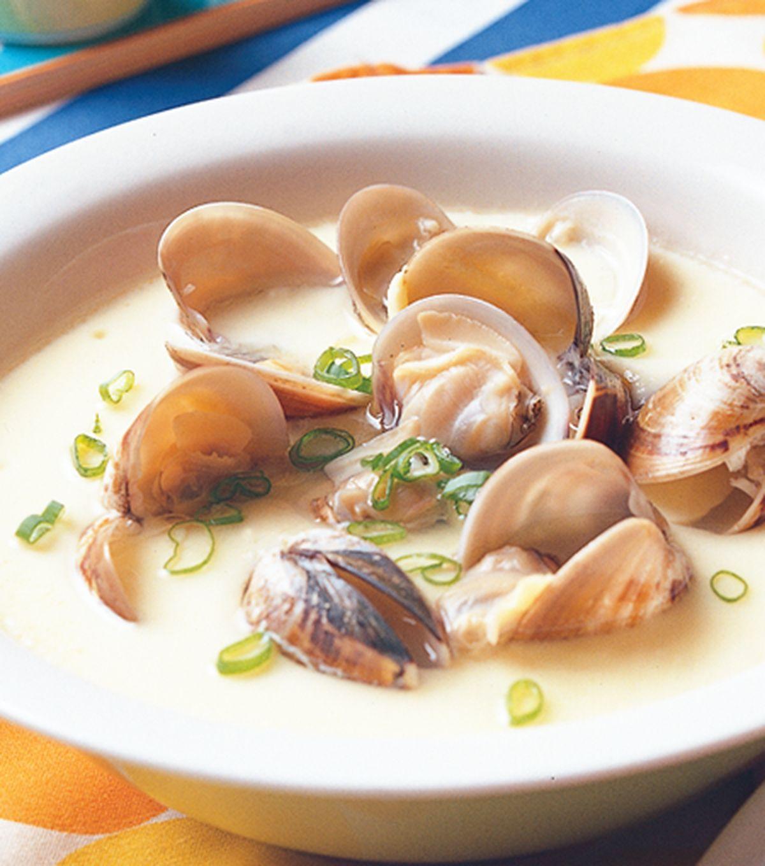 食譜:蛤蜊蒸蛋(1)