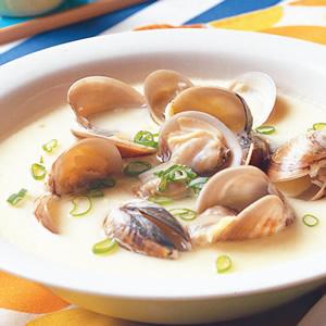 蛤蜊蒸蛋(1)