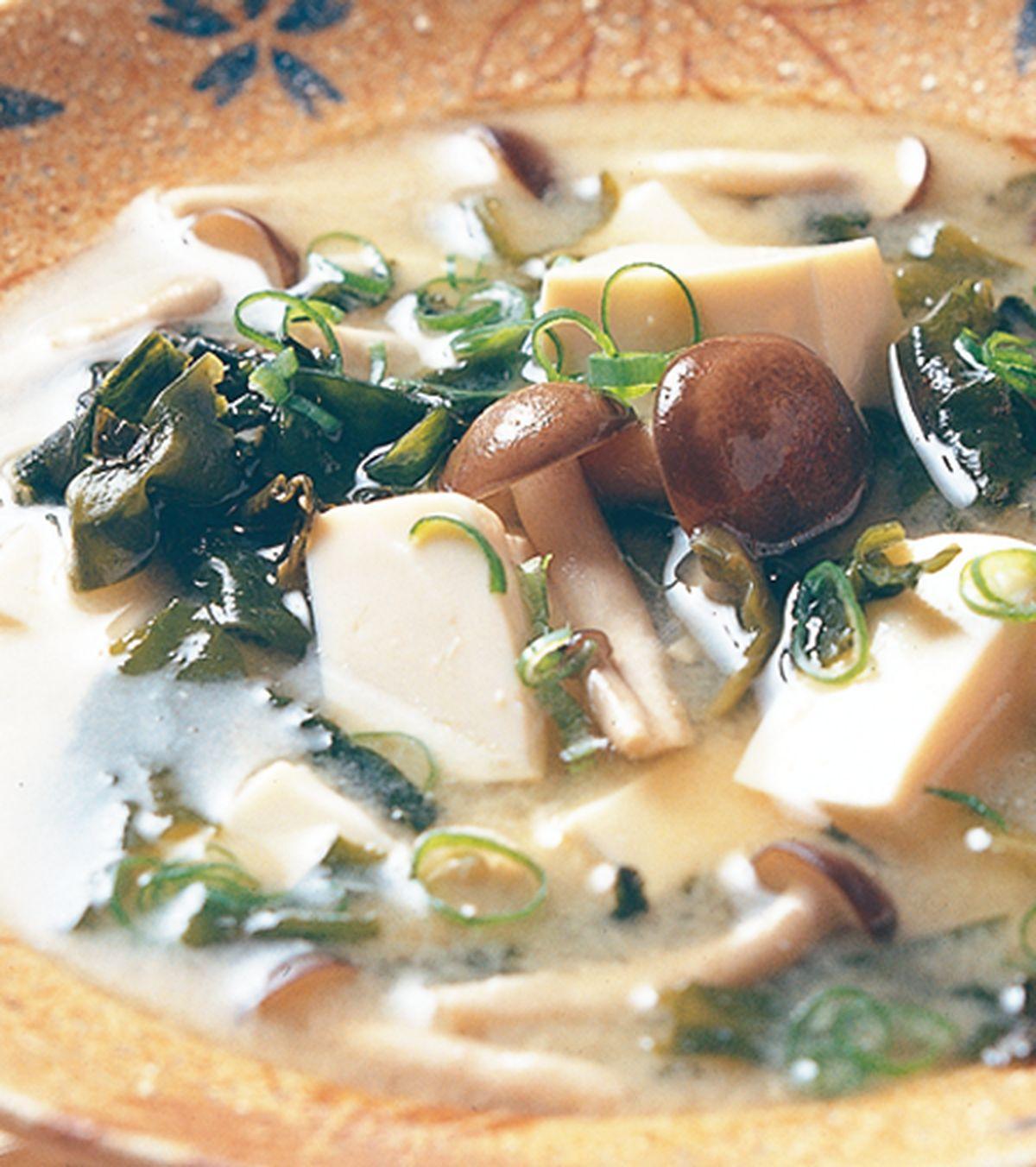 食譜:海帶芽味噌湯