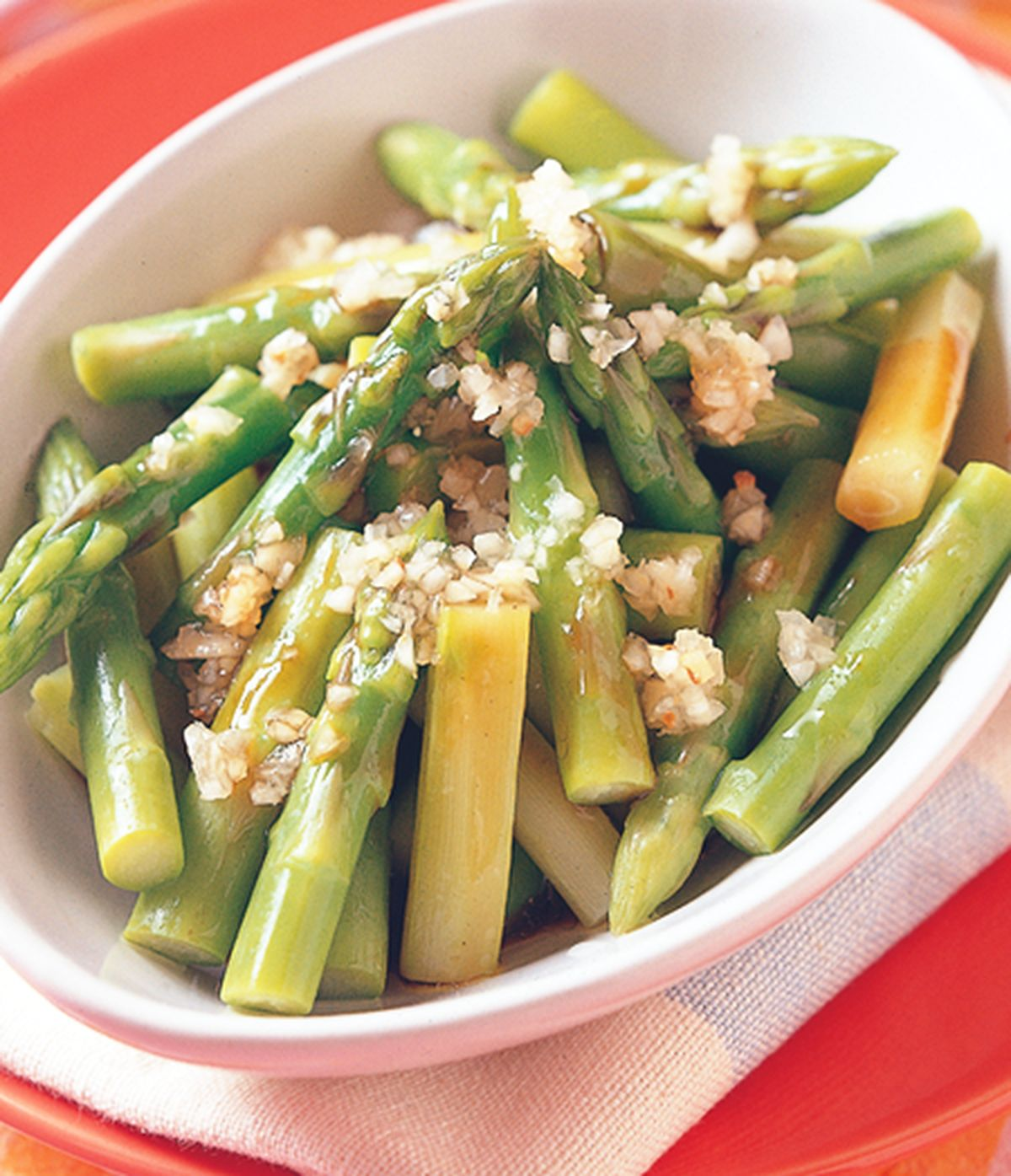 食譜:涼拌蘆筍(1)