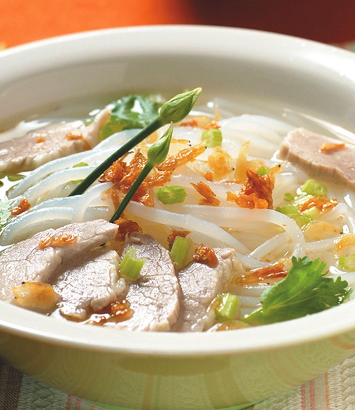 食譜:蝦皮米粉湯