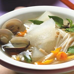 冬瓜蛤蠣湯