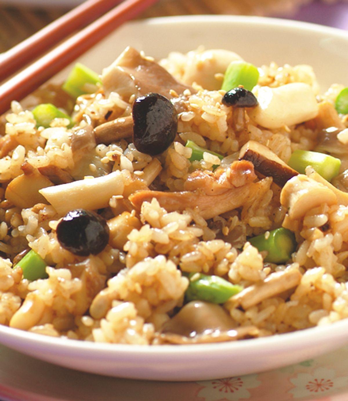 食譜:鮮菇炒飯