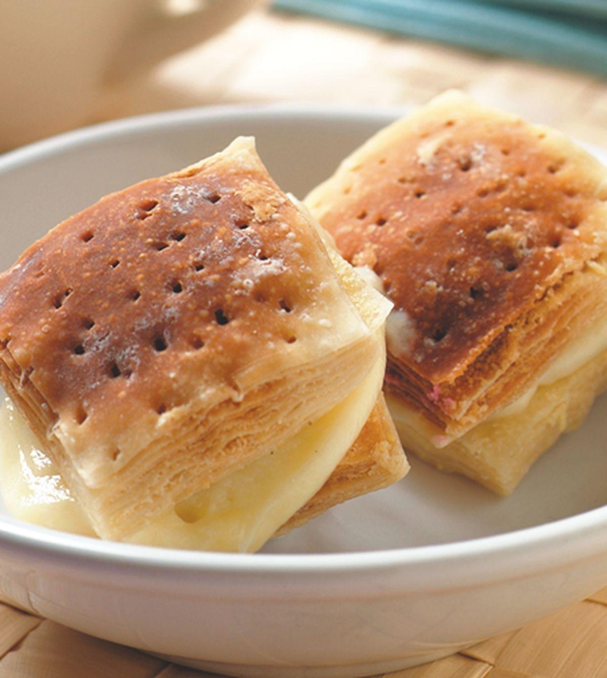 食譜:奶油夾心派