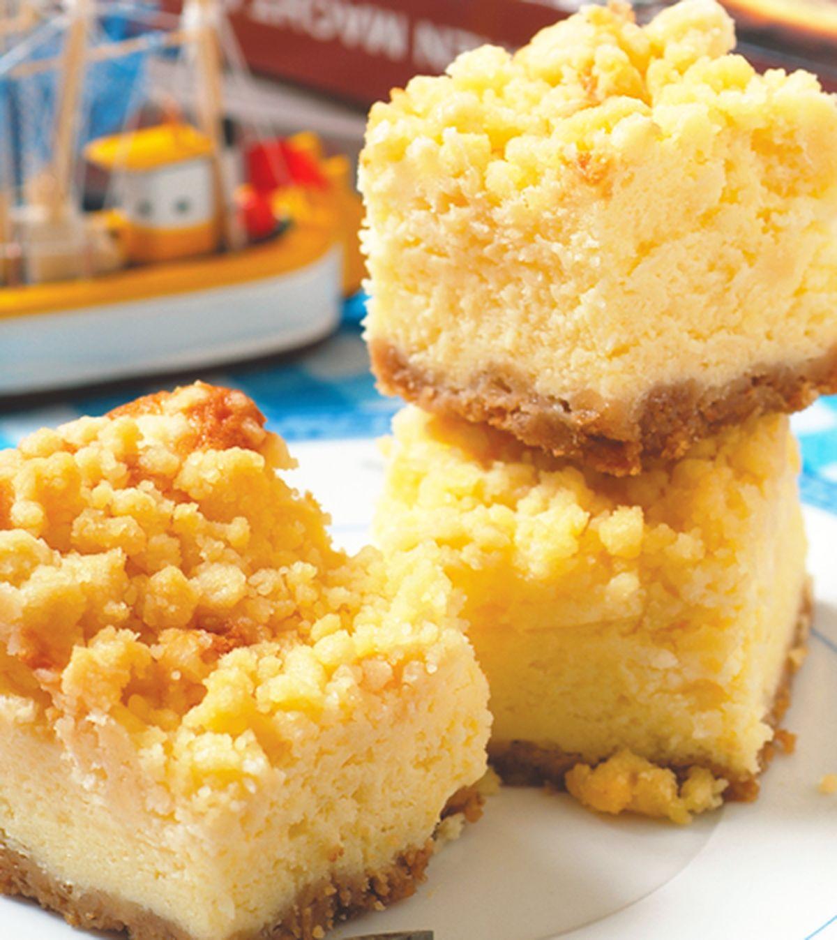 食譜:香酥乳酪蛋糕