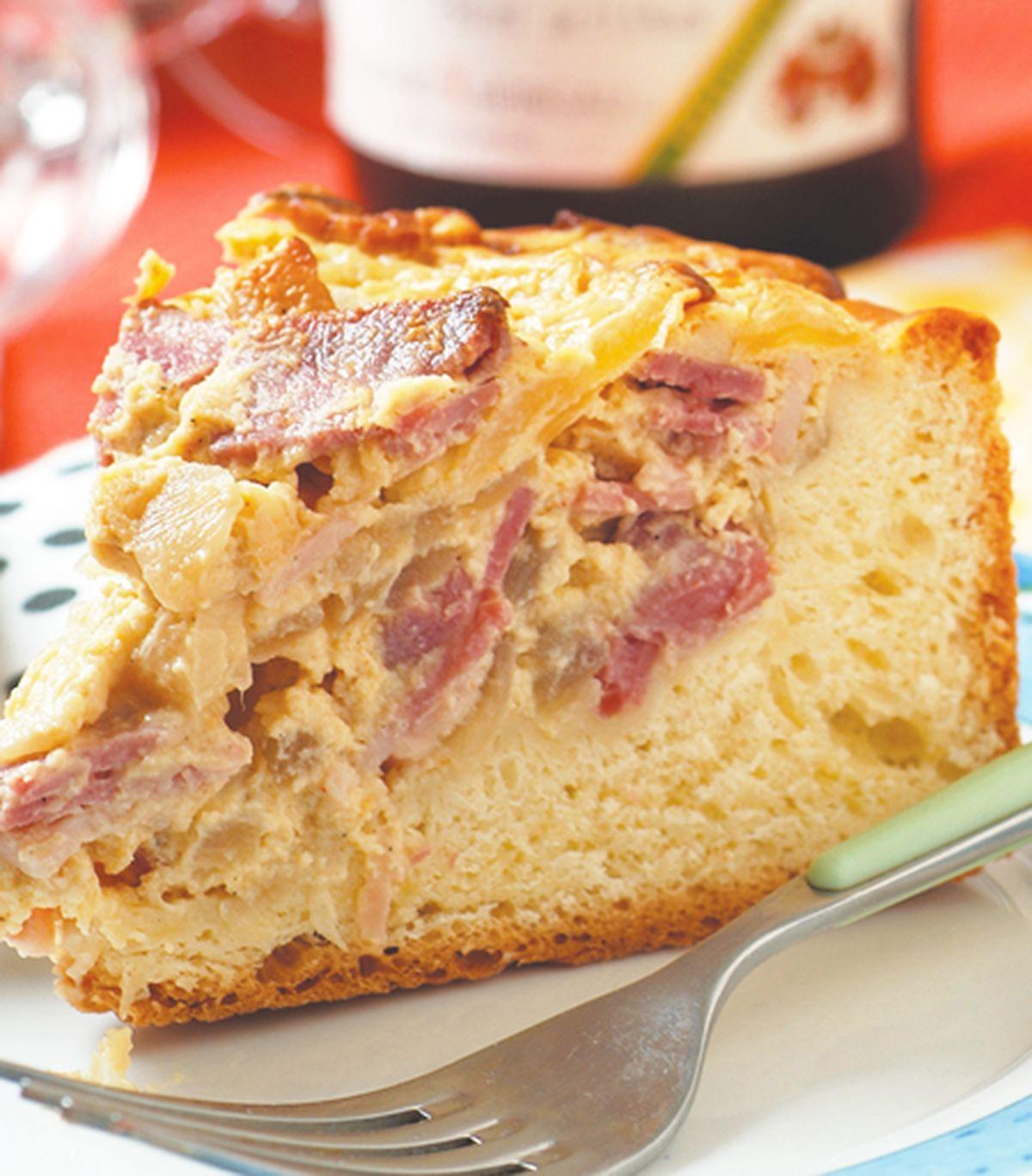 食譜:洋蔥蛋糕