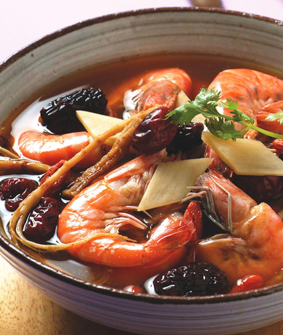 食譜:紹興煮蝦