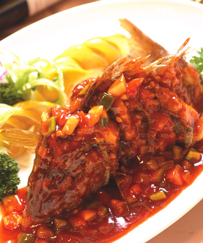 食譜:糖醋鮮魚(2)
