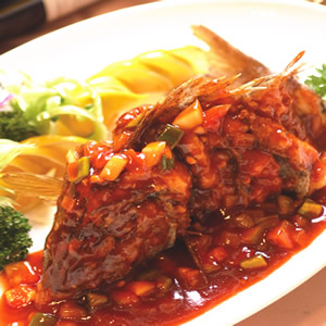 糖醋鮮魚(2)