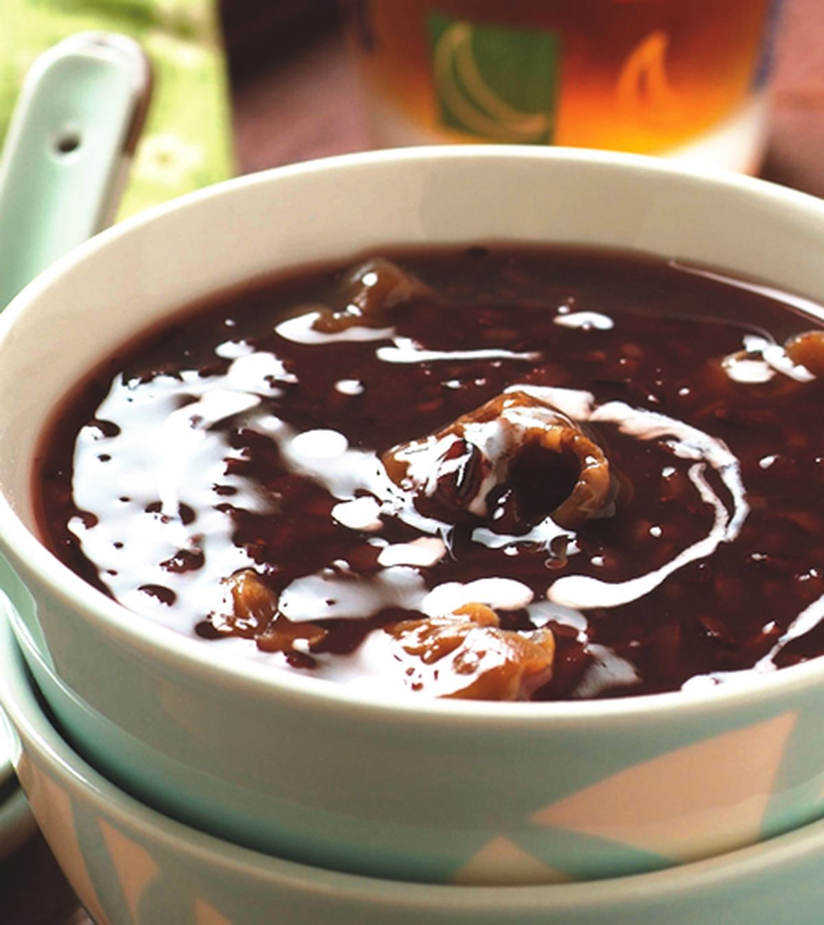 食譜:養顏紫米粥