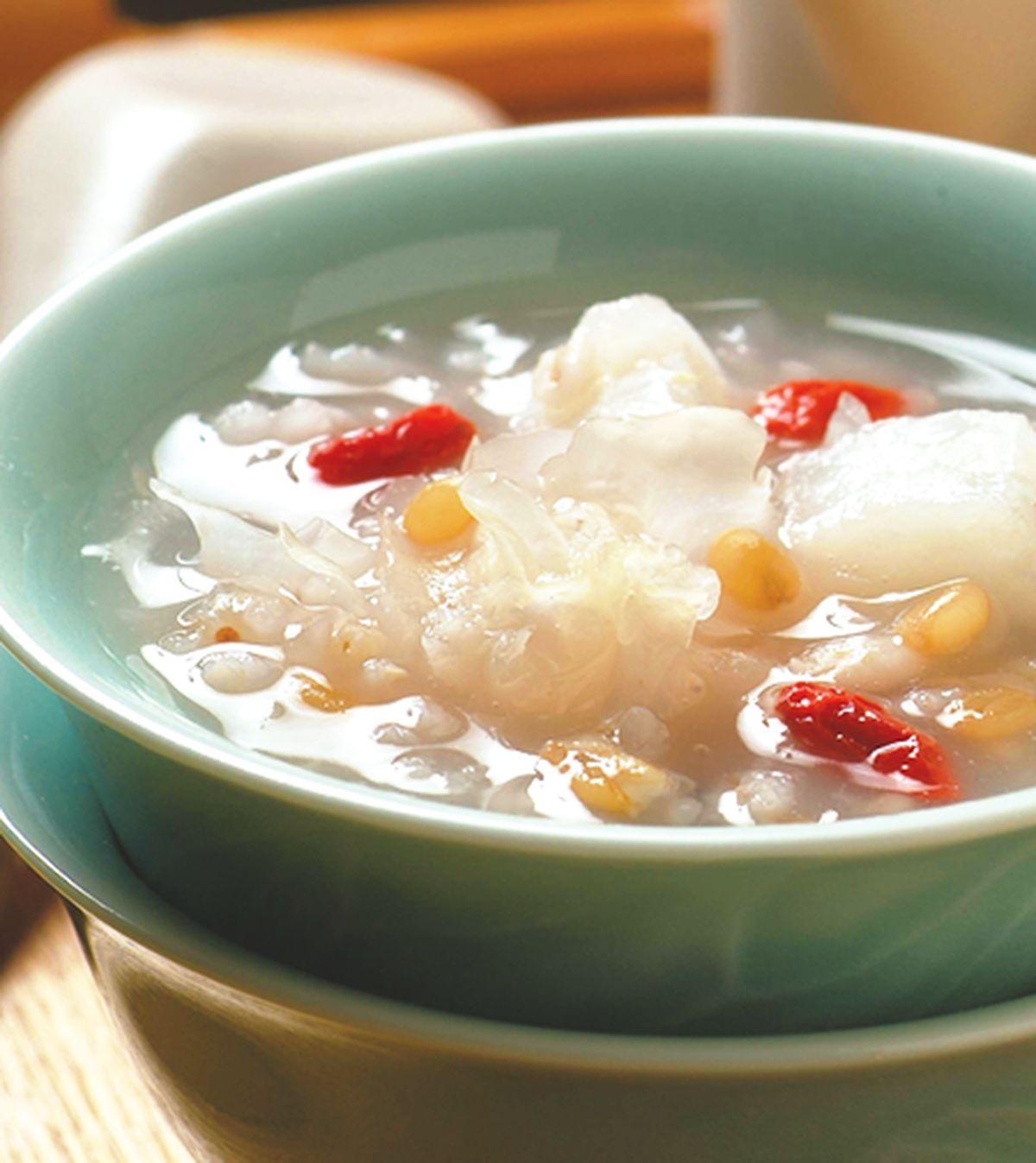 食譜:健康雜糧米甜粥