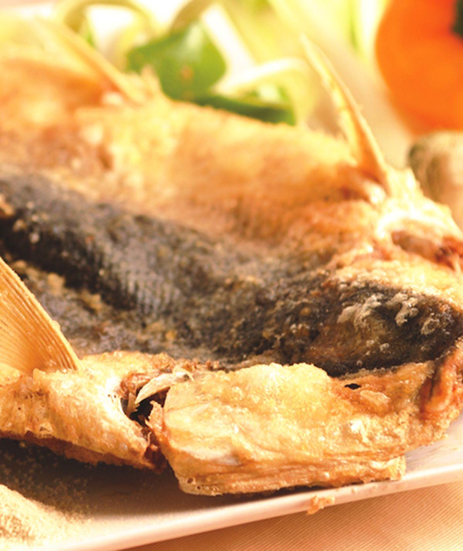 食譜:椒鹽虱目魚