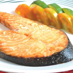 烤鮭魚(1)