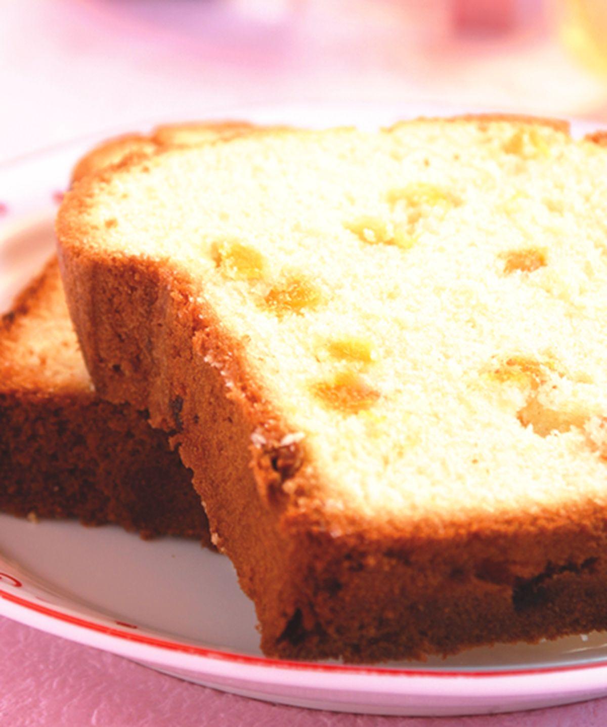 食譜:杏桃蛋糕