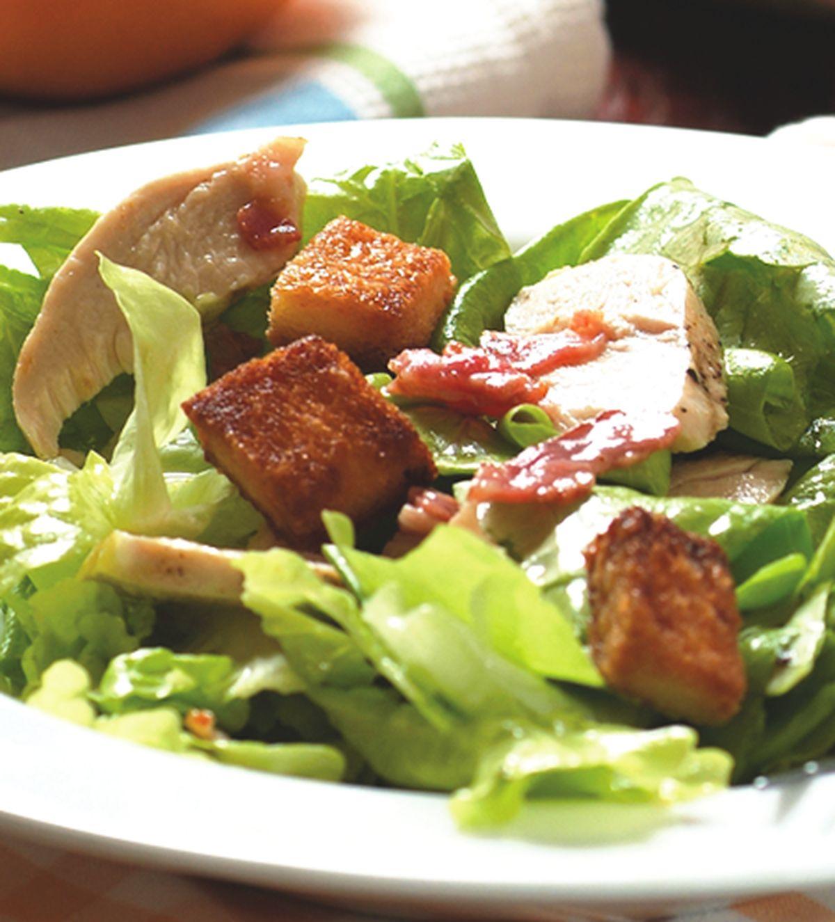 食譜:雞肉凱隡沙拉