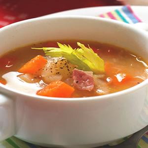 雞肉蔬菜湯