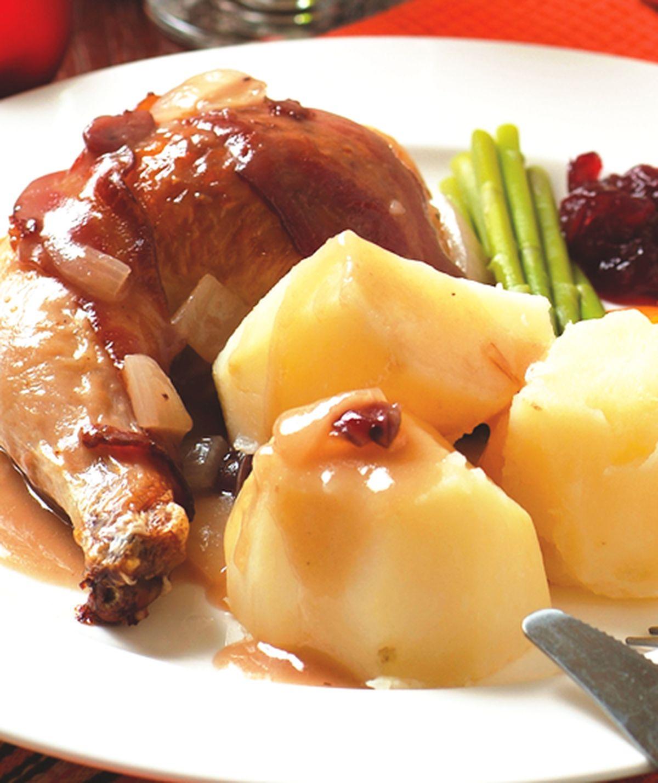 食譜:紅酒燉雞