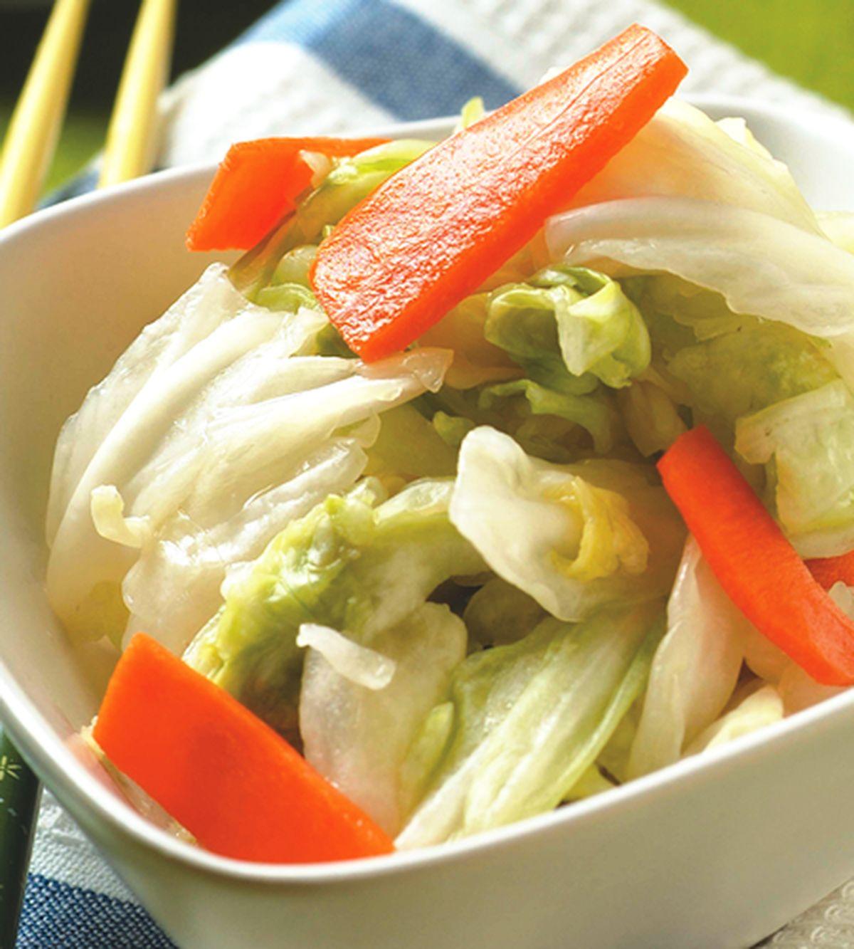 食譜:高麗菜泡菜(1)