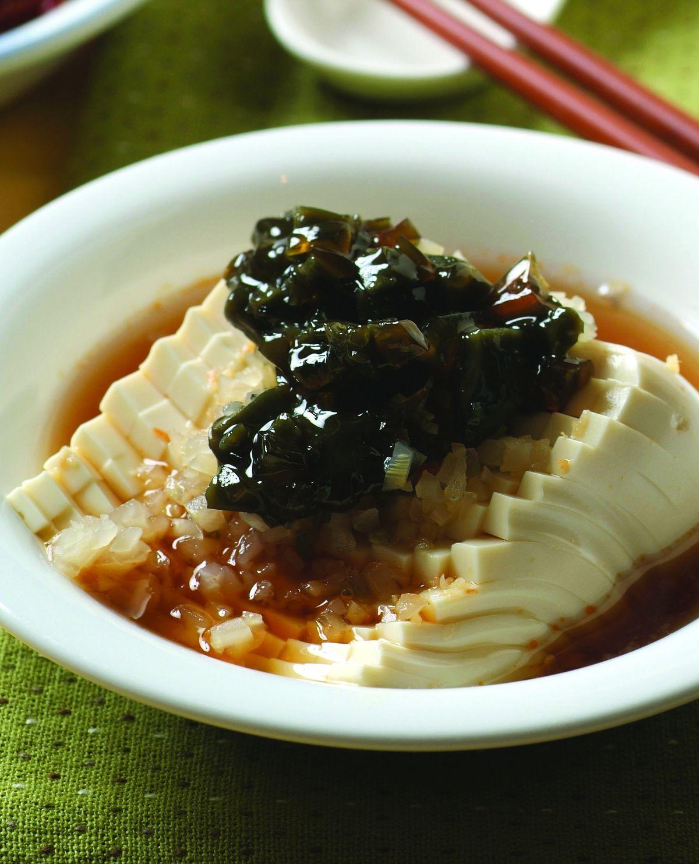 食譜:皮蛋豆腐(1)