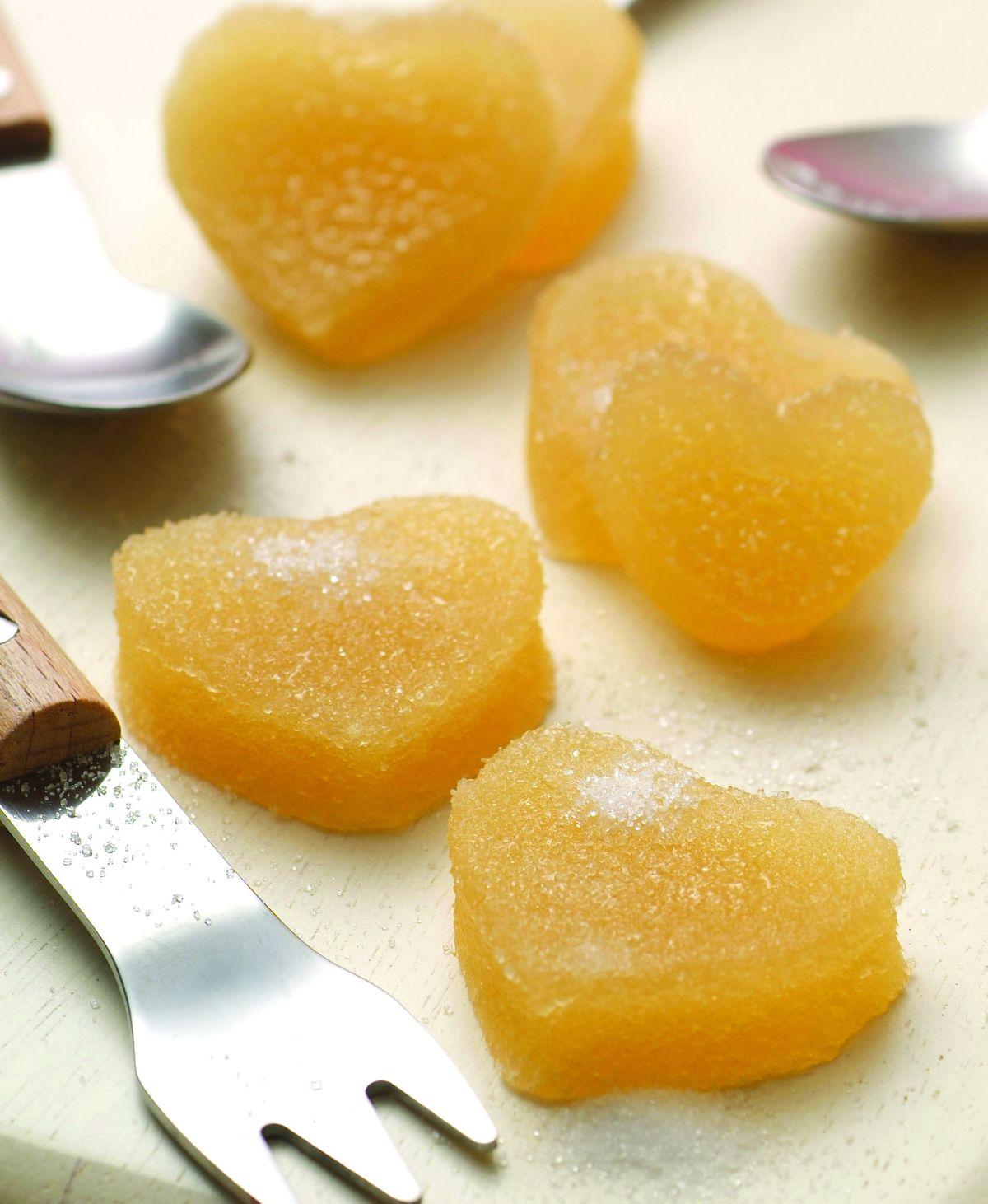 食譜:水果軟糖(1)