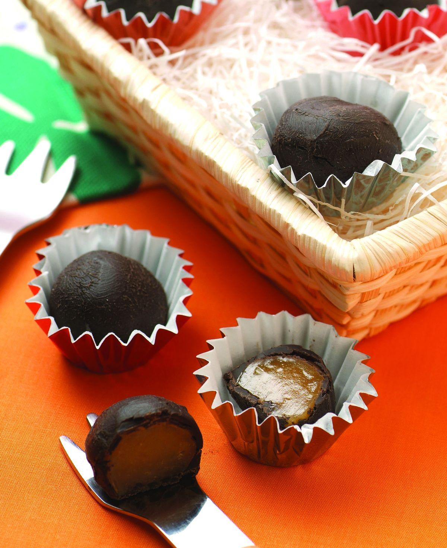 食譜:巧克力牛奶糖