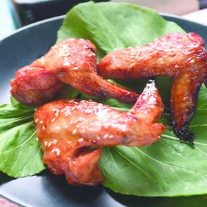 蜜汁烤雞翅