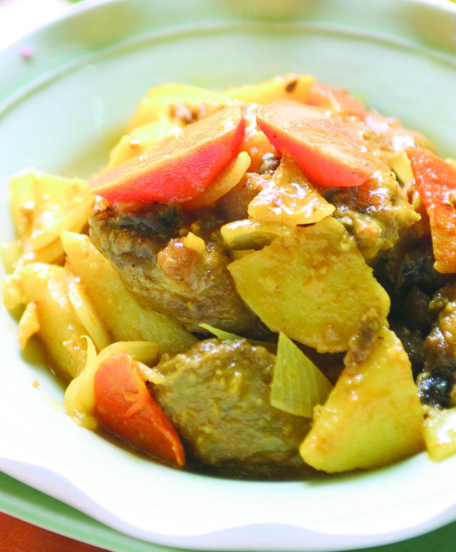 食譜:咖哩雞(4)