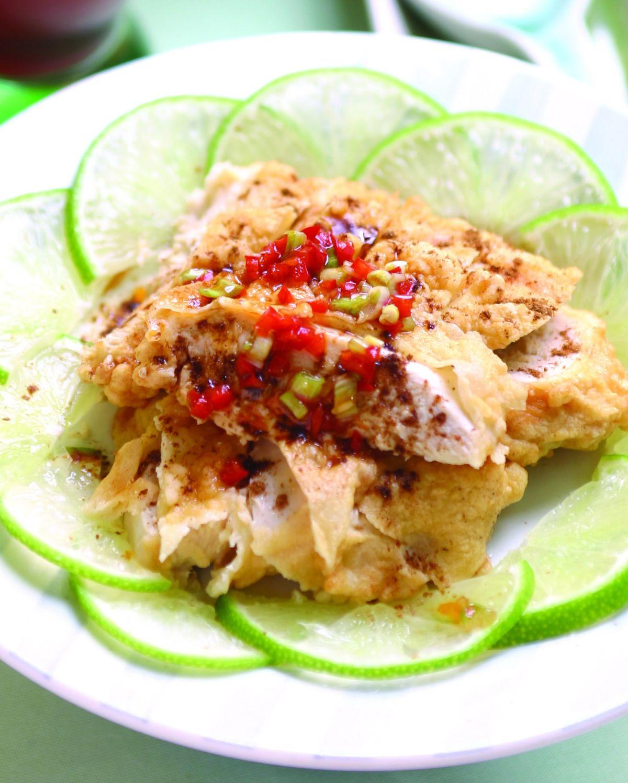 食譜:椒麻雞(10)