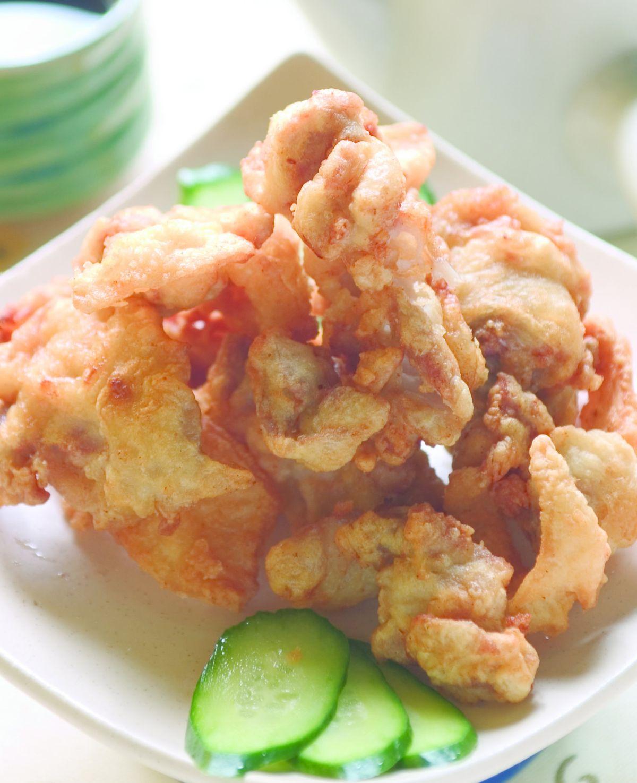 食譜:蒜香雞