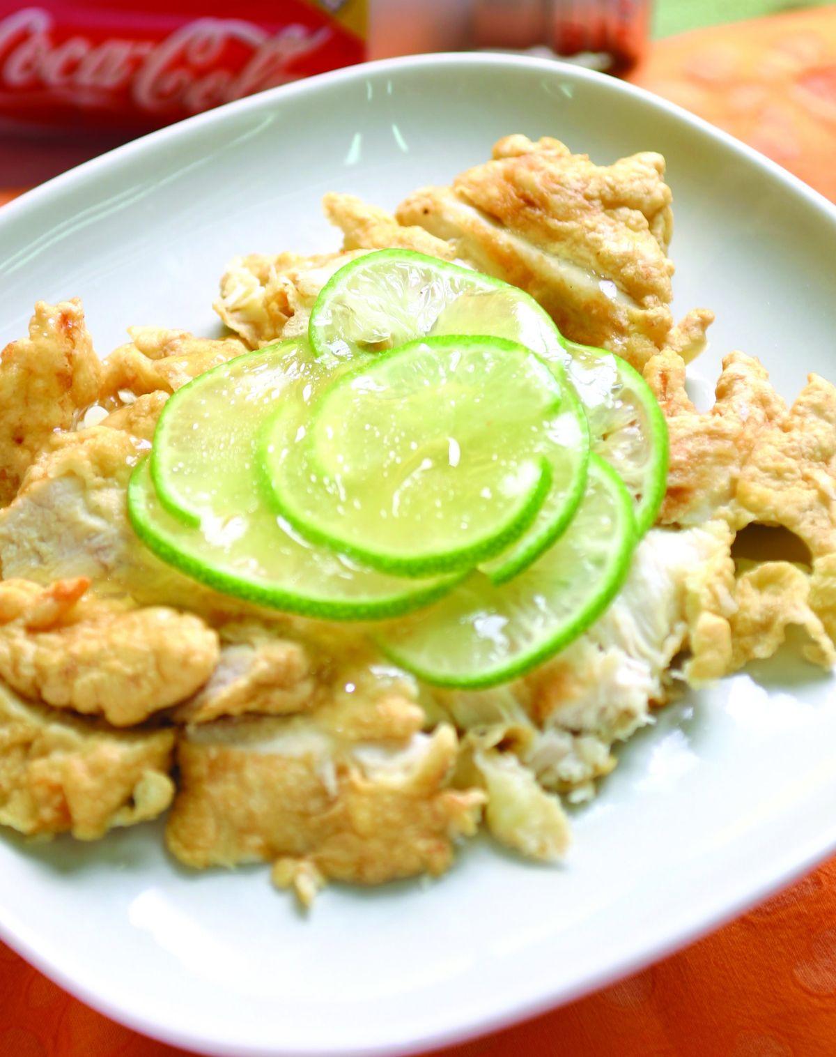 食譜:西檸雞