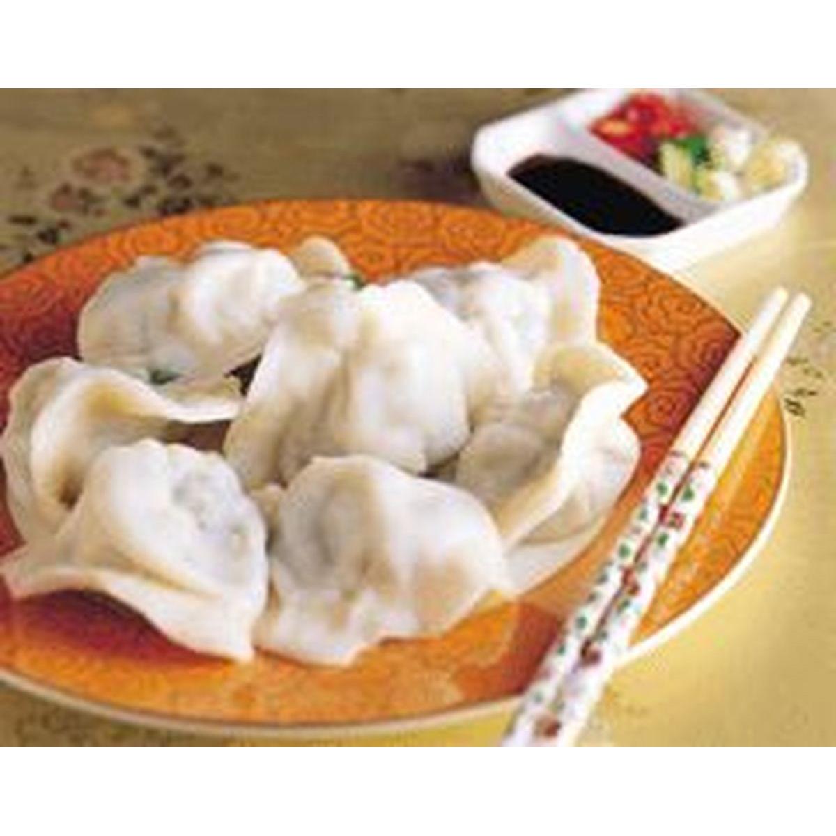 食譜:韭菜水餃