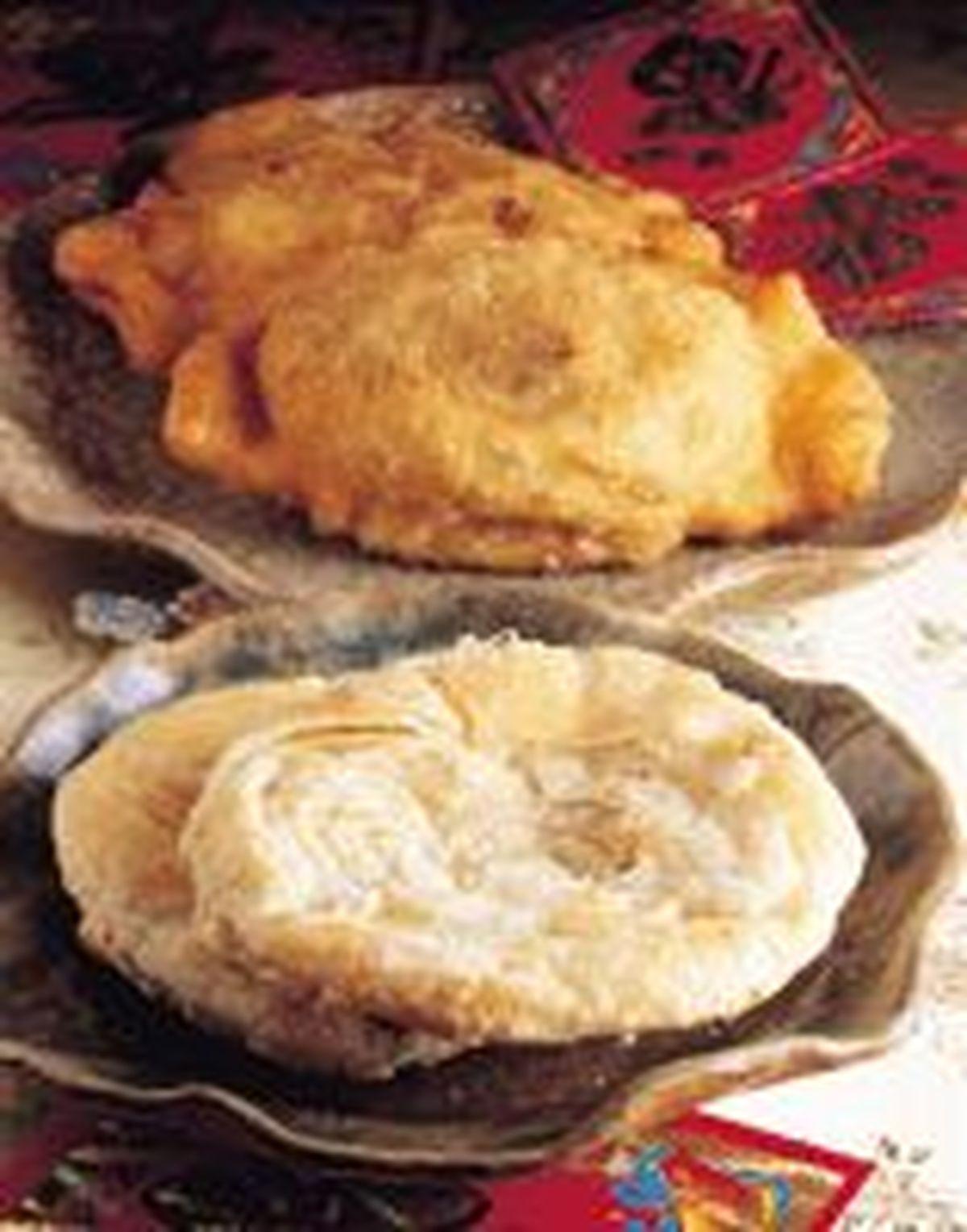 食譜:蔥油餅(2)