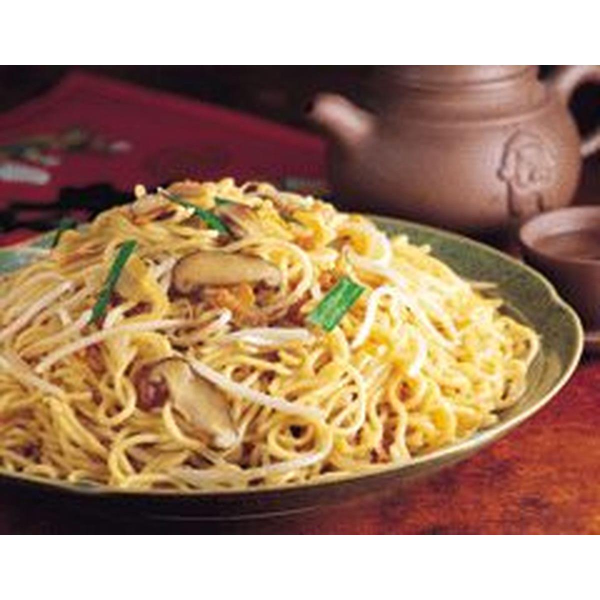 食譜:台灣大麵炒