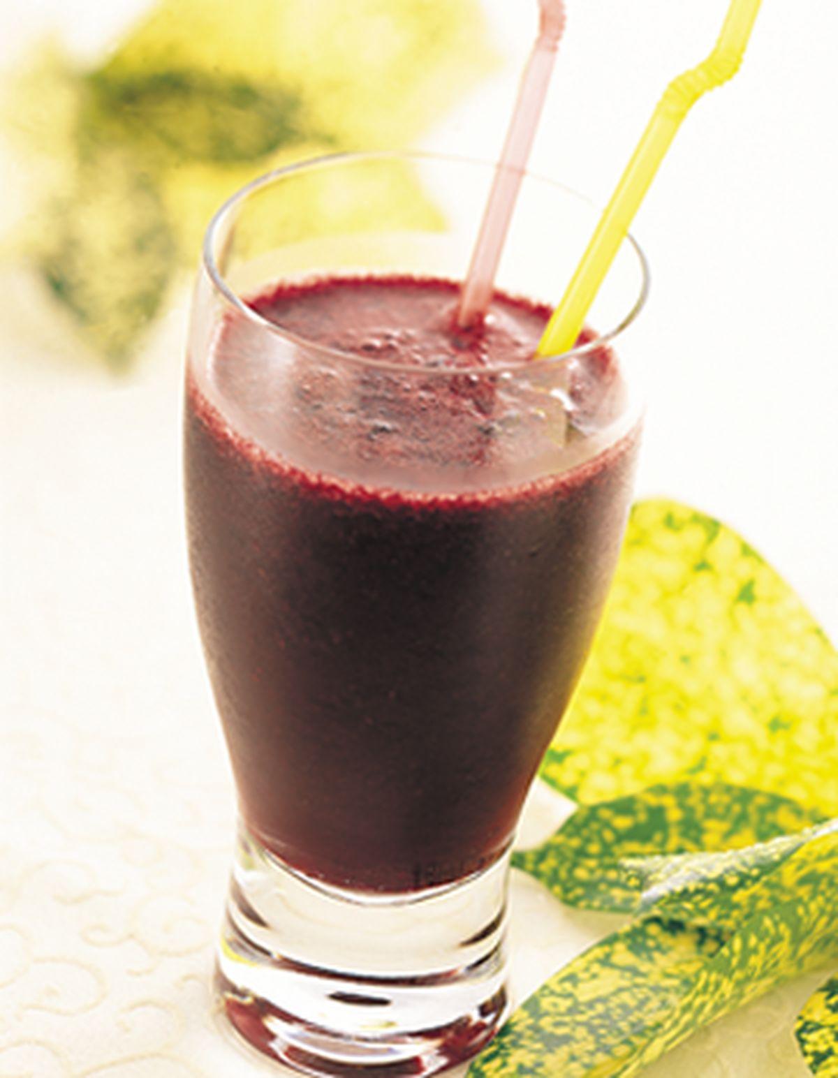食譜:黑嘉麗果汁