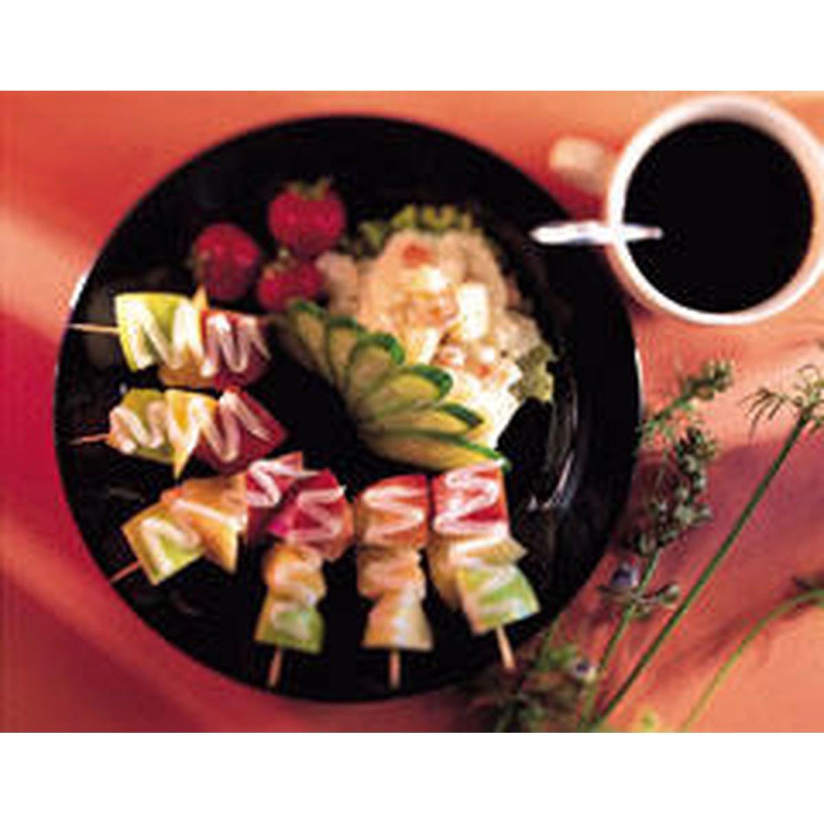 食譜:水果總匯沙拉(1)