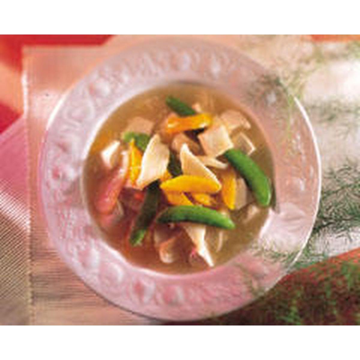 食譜:芒果豆腐羹