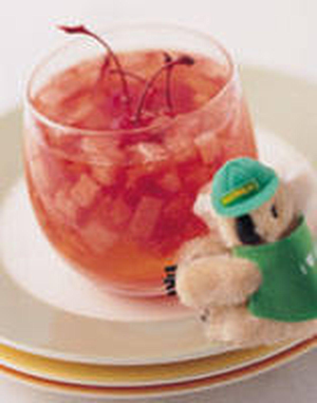 食譜:紅果雞尾酒