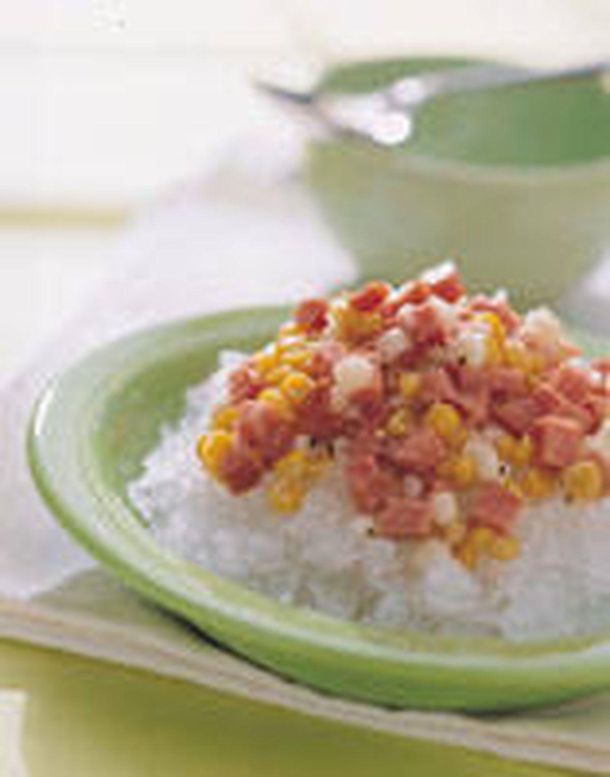 食譜:玉米三彩冰