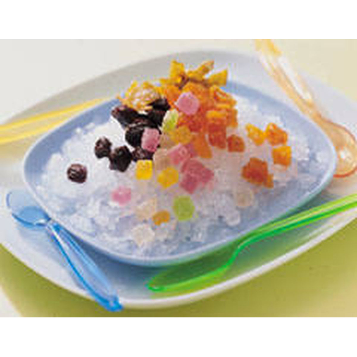 食譜:四果冰