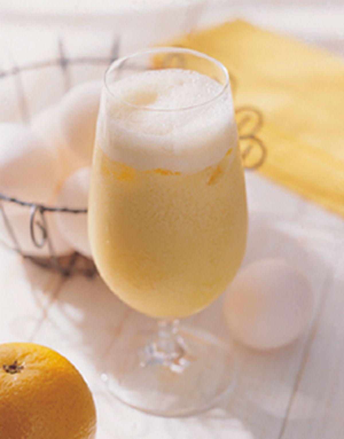 食譜:柳橙蛋蜜汁