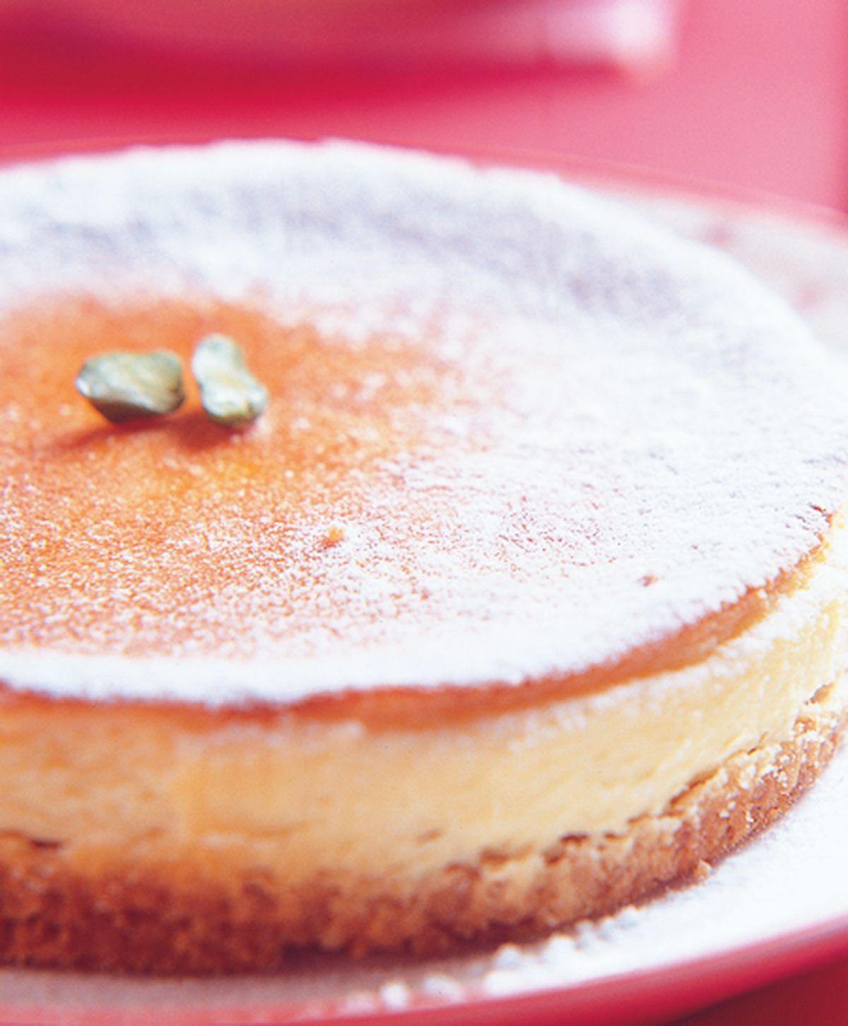 食譜:歐式重乳酪蛋糕(1)