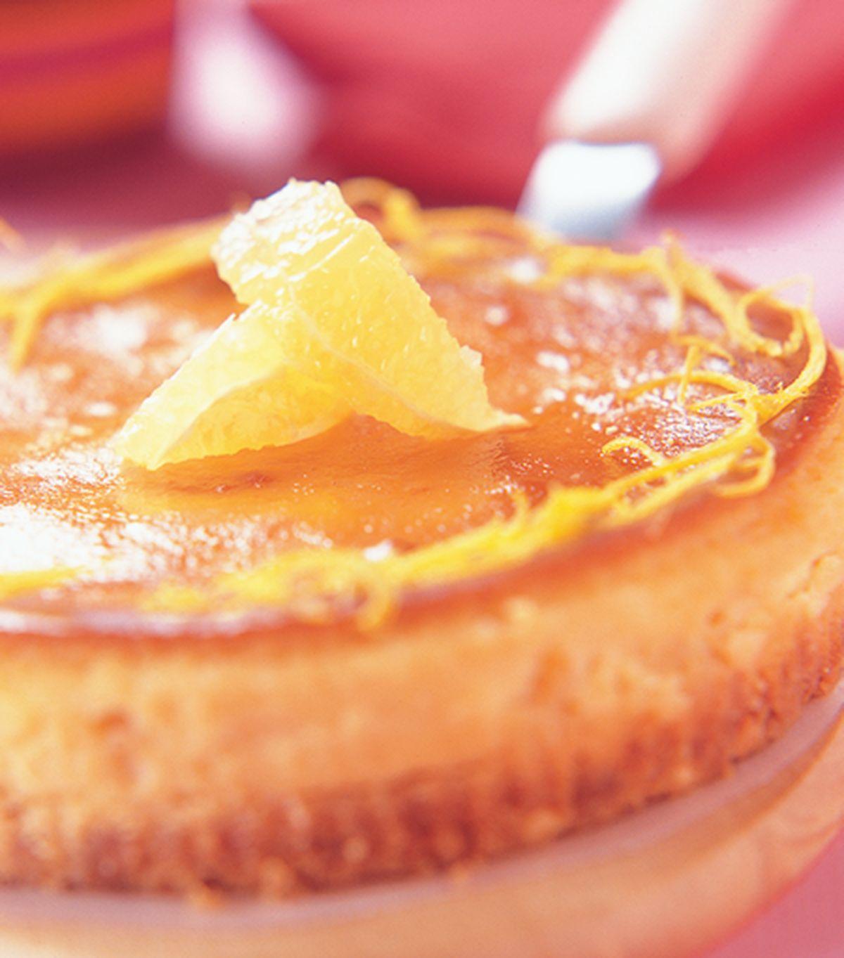 食譜:加州香橙乳酪蛋糕