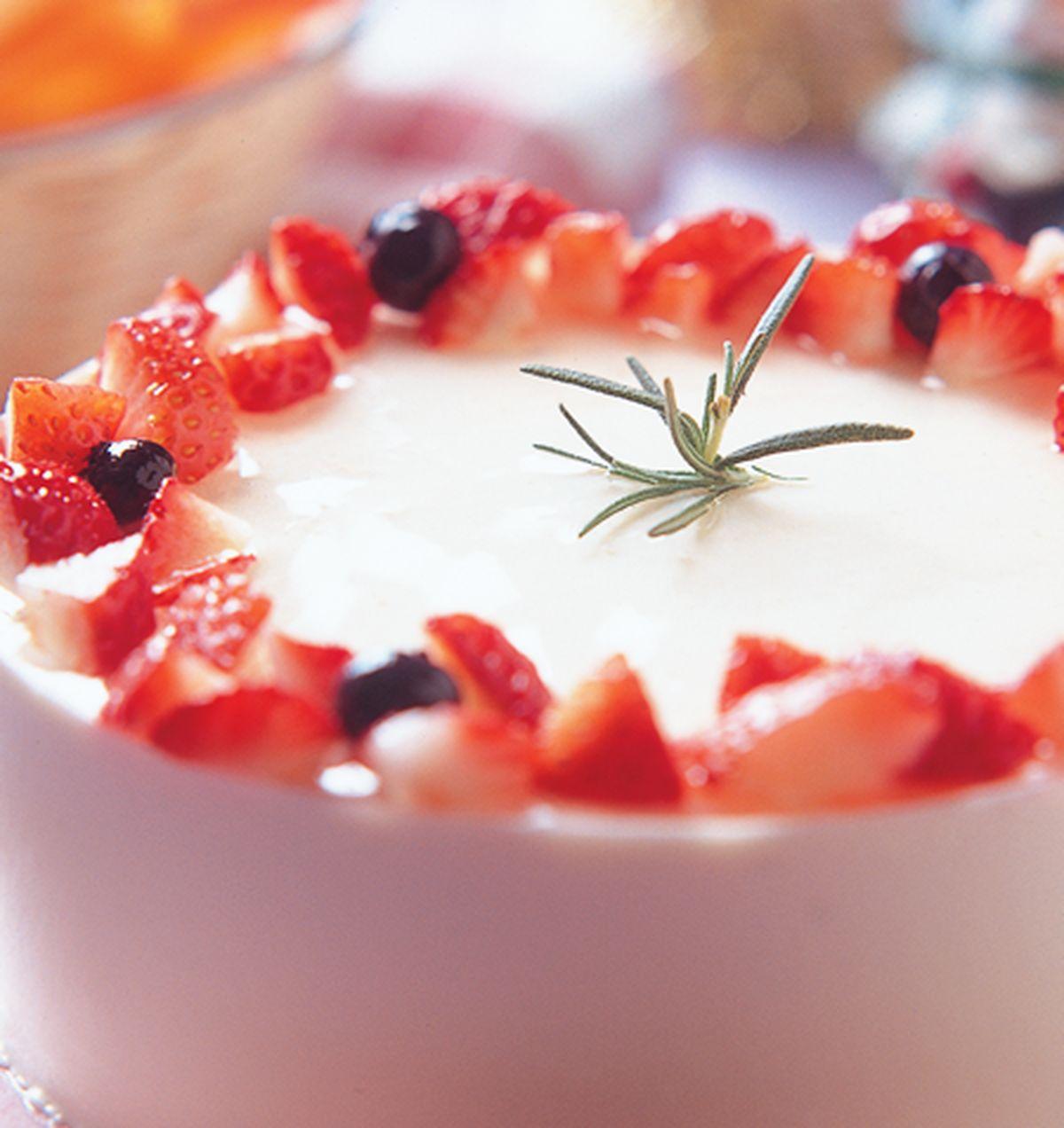 食譜:草莓起司蛋糕