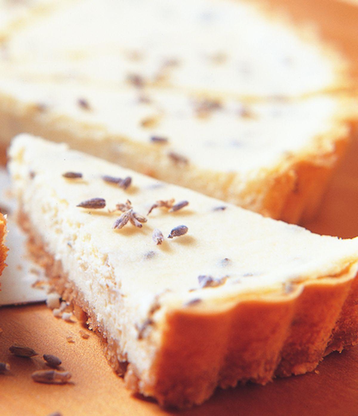 食譜:薰衣草乳酪蛋糕