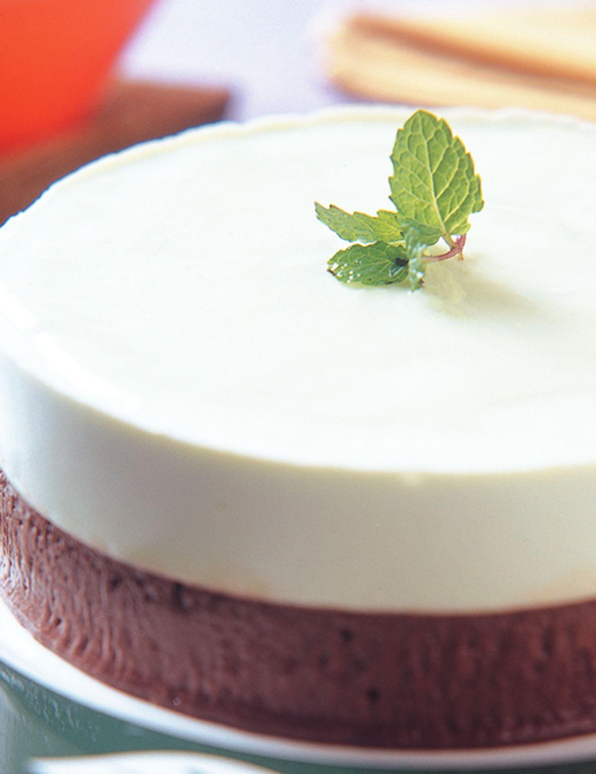 食譜:薄荷起司蛋糕