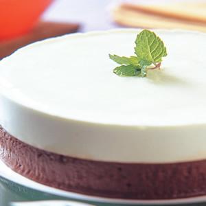薄荷起司蛋糕