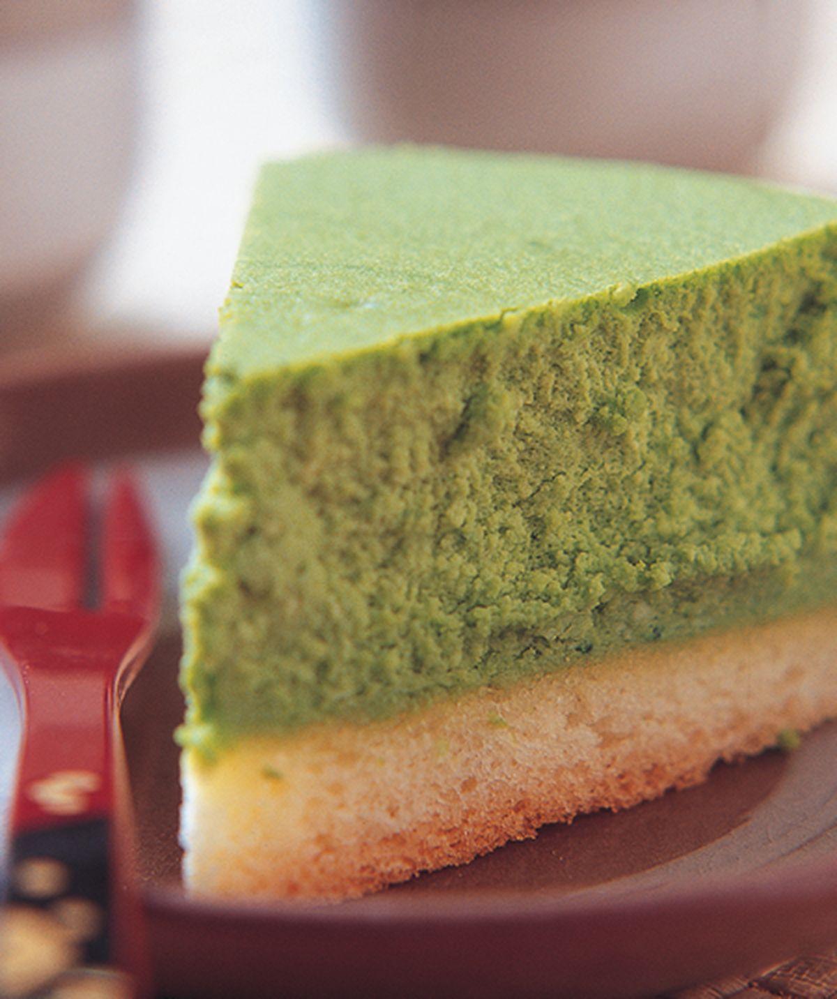 食譜:抹茶乳酪蛋糕