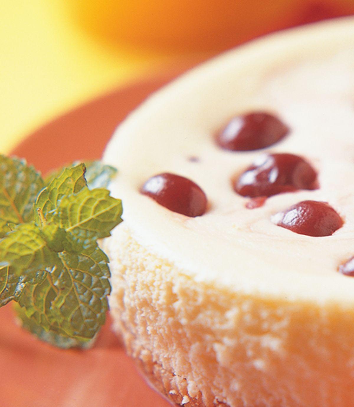 食譜:酒漬櫻桃乳酪蛋糕