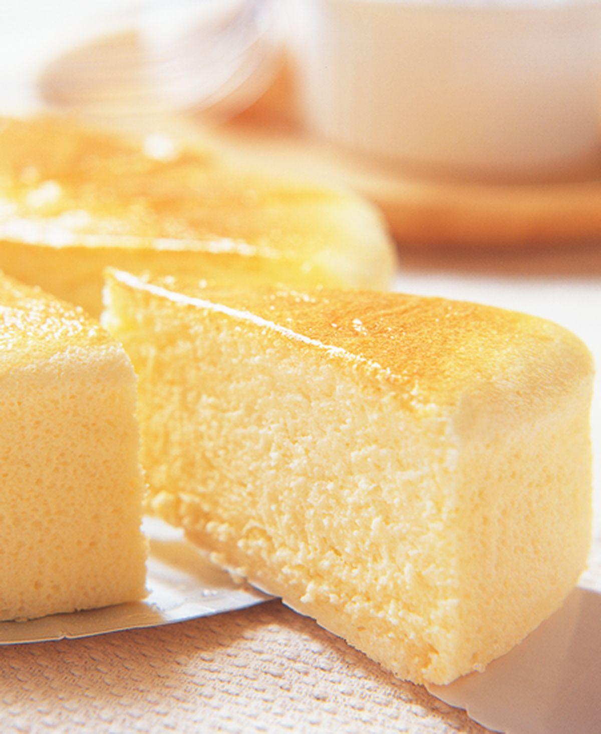 食譜:輕乳酪蛋糕