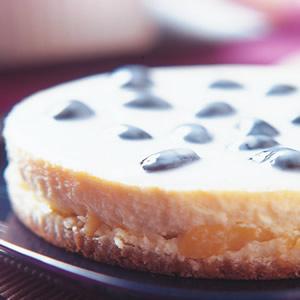 丹波黑豆乳酪蛋糕